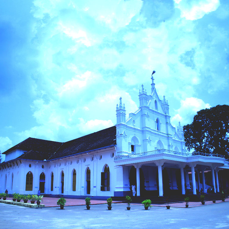 St. Mary's Church, Bharananganam